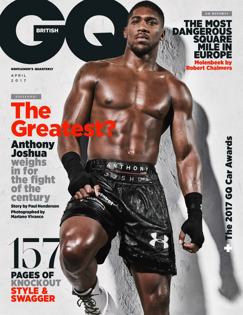 Anthony Joshua – The Greatest?