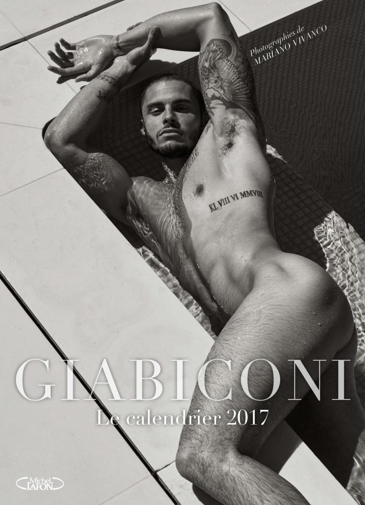 Baptiste Giabiconi Calendar 2017