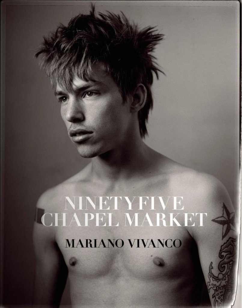 Ninety Five Chapel Market– Solo Exhibition