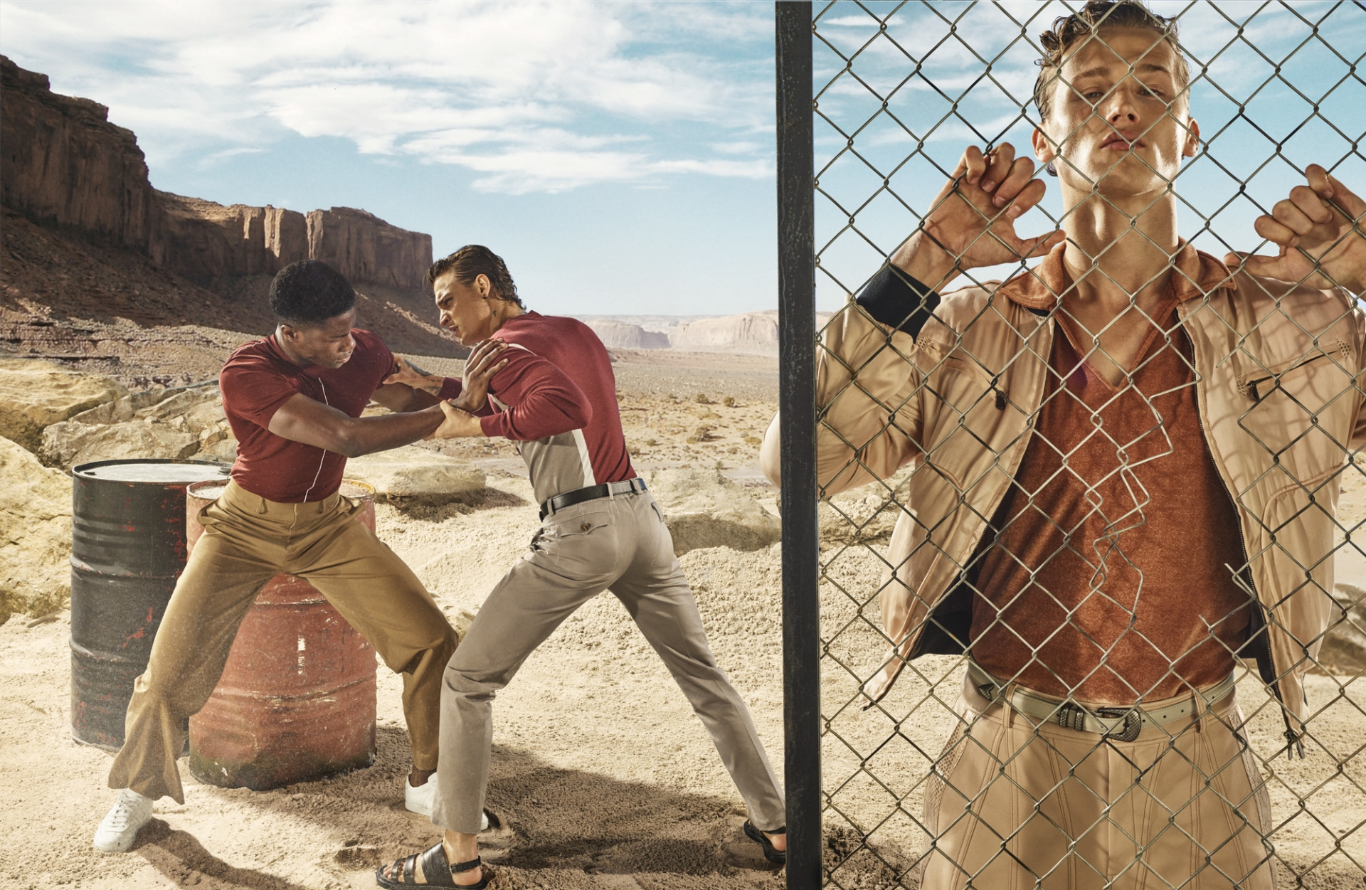 The Collections SS18 by Mariano Vivanco