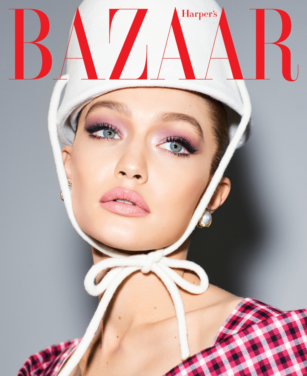 Gigi Hadid for Harper's Bazaar by Mariano Vivanco
