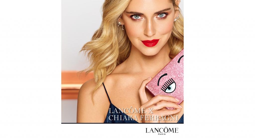 Chiara Ferragni x Lancome